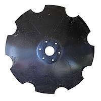 Диск ПД-2,5 аналог АГ,АГД борированная сталь ВА-01.683 6х11 півсфера (6 отворів) ВЕЛЕС-АГРО