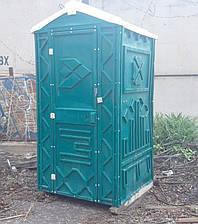 Биотуалет зеленый + жидкость для туалета