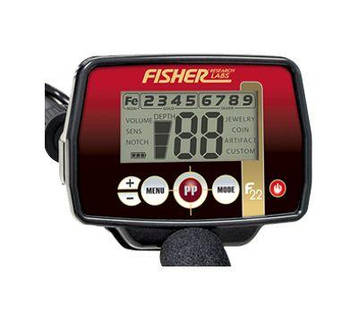 Металошукач Fisher F22, фото 2