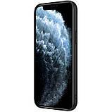 Nillkin iPhone 12 mini (5.4″) Synthetic fiber Black Чехол Накладка Бампер, фото 4