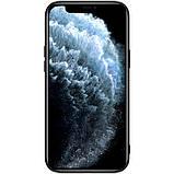Nillkin iPhone 12 mini (5.4″) Synthetic fiber Black Чехол Накладка Бампер, фото 2