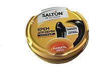 Крем для обуви Salton черный для гладкой кожи