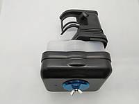 Фильтр воздушный в сборе с масляной ванной для двигателей 168F/170F