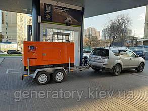 Оренда генератора 15 - 30 кВт