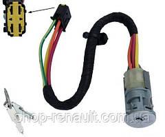 Замок зажигания с 2 ключами Logan,Sandero,MCV Asam 30820