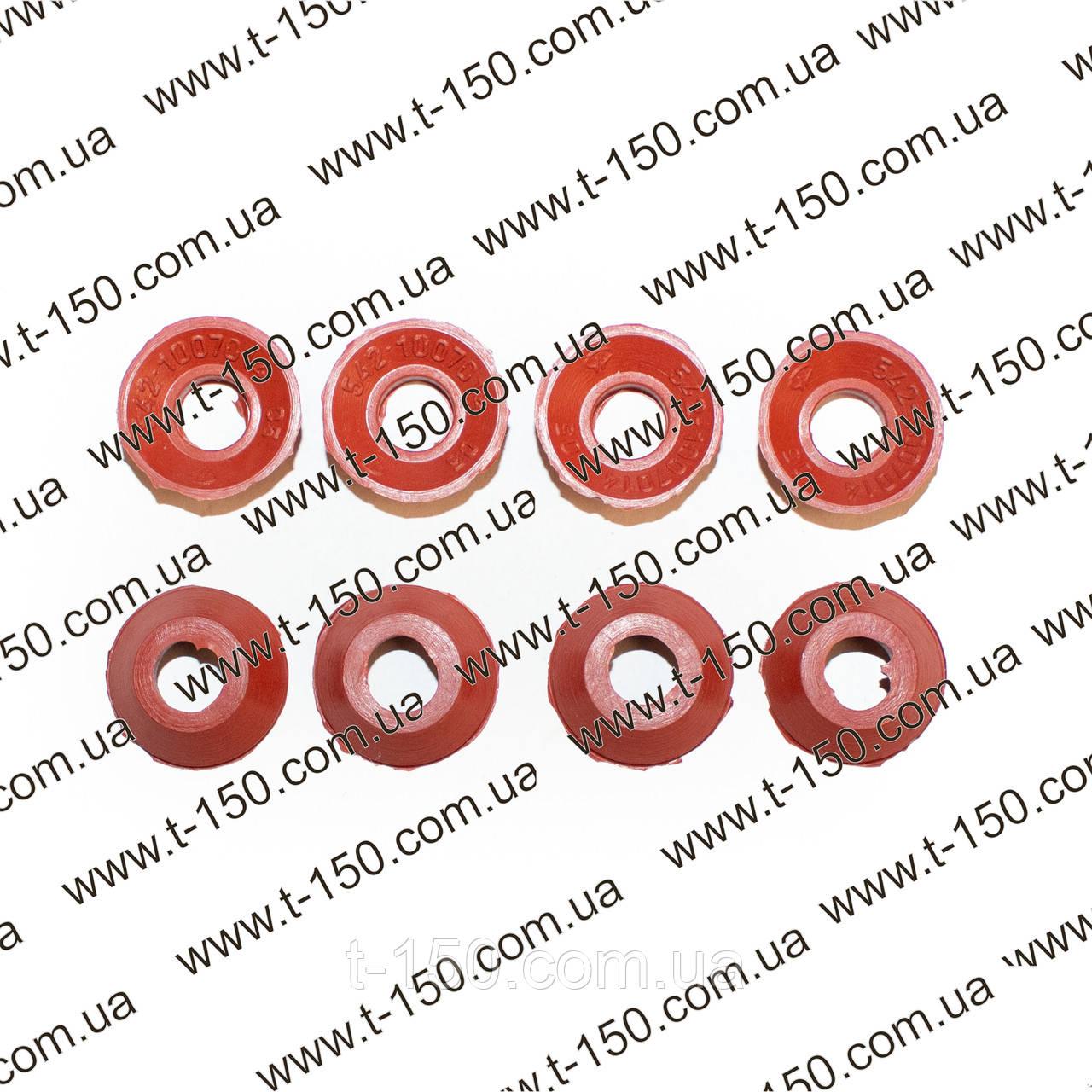 Ремкомплект сальников впускных клапанов ГАЗ-3306, -3309 (542.1007014) силикон