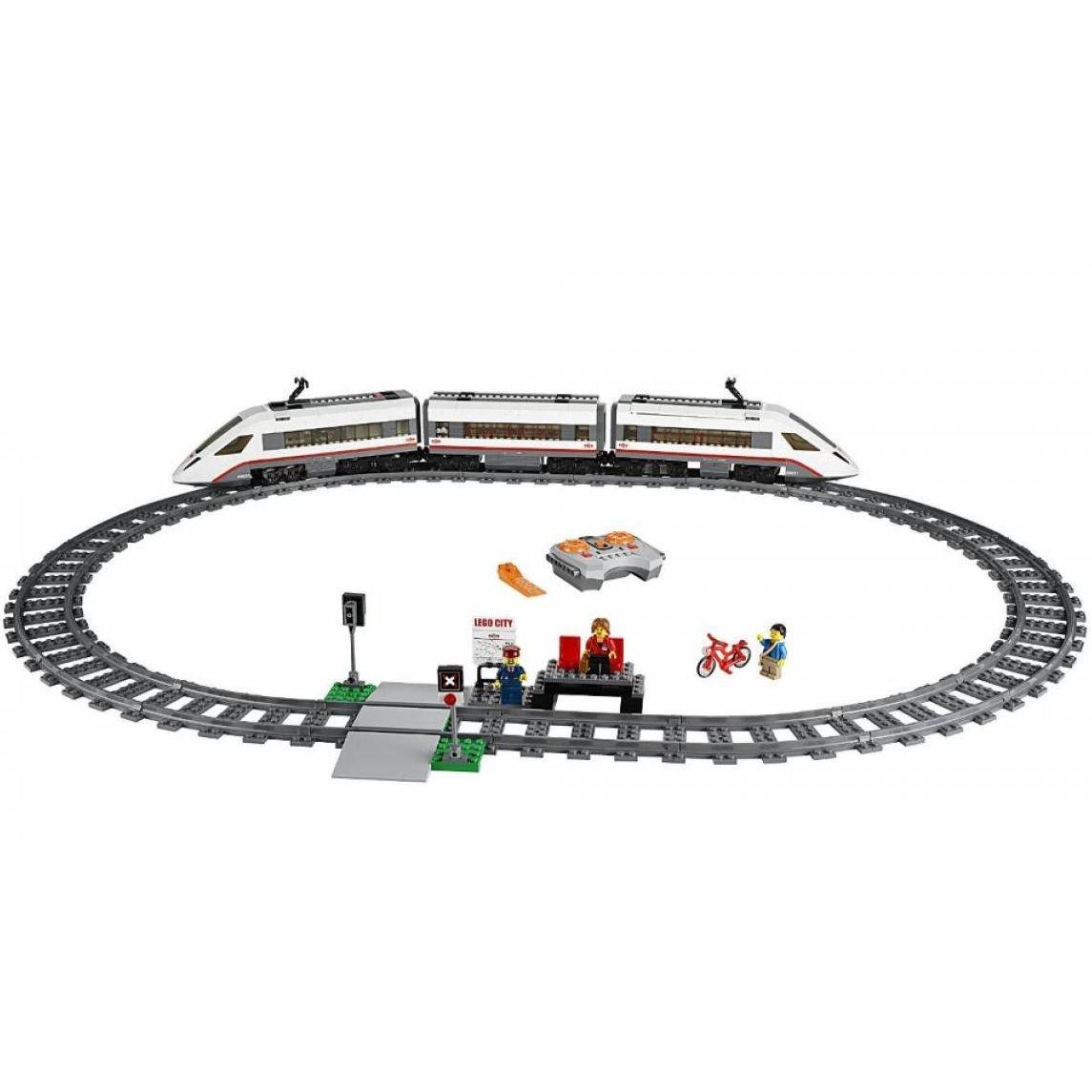 Конструктор Cities Скоростной поезд (К 8012)