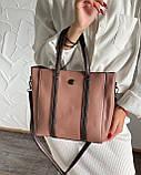 Женская сумка magicbag из эко-кожи, фото 6