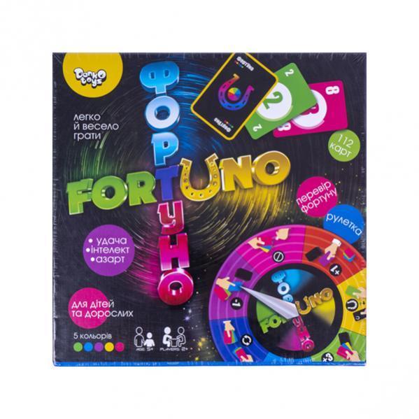 Гра настільна велика «ФортУна» УКР UF-02–01 U