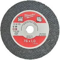 Отрезной диск по металлу Milwaukee SCS41/76 мм ДЛЯ M12 FCOT