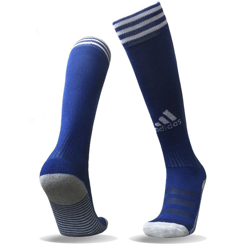 Футбольные гетры Adidas (синие)