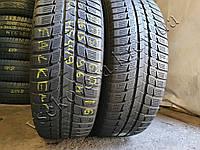 Зимние шины бу 205/60 R16 Falken