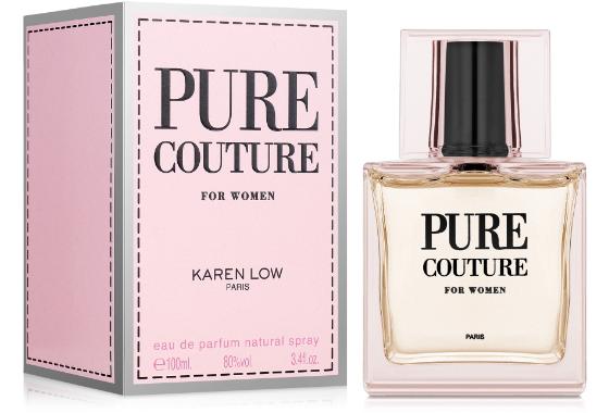 Geparlys Karen Low Pure Couture Парфюмированная вода женская, 100 мл
