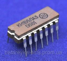 Микросхема КМ155ЛА3 - Батарейка Плюс в Ужгороде