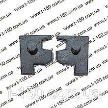 Уплотнение сальниковой набивки ЗИЛ-130 2шт. (флажок) (111-1005166)
