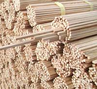 Палочки для сладкой ваты GoodFood деревянные S400 (500 шт)