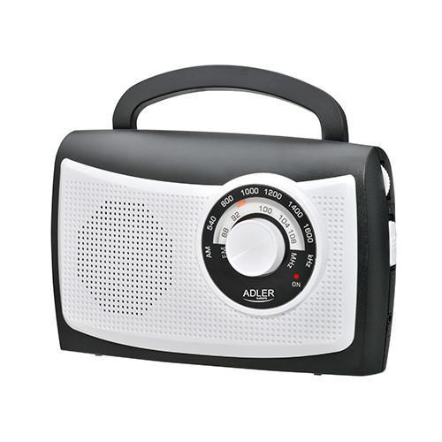 Радио портативное для дома и туризма Adler AD 1155