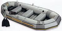 Надувная лодка Intex Mariner 4 Boat Set Professional Series
