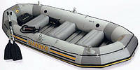 Надувная лодка Intex Mariner 4 Boat Set Professional Series
