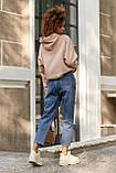 S8089/7 Женские джинсы, фото 4