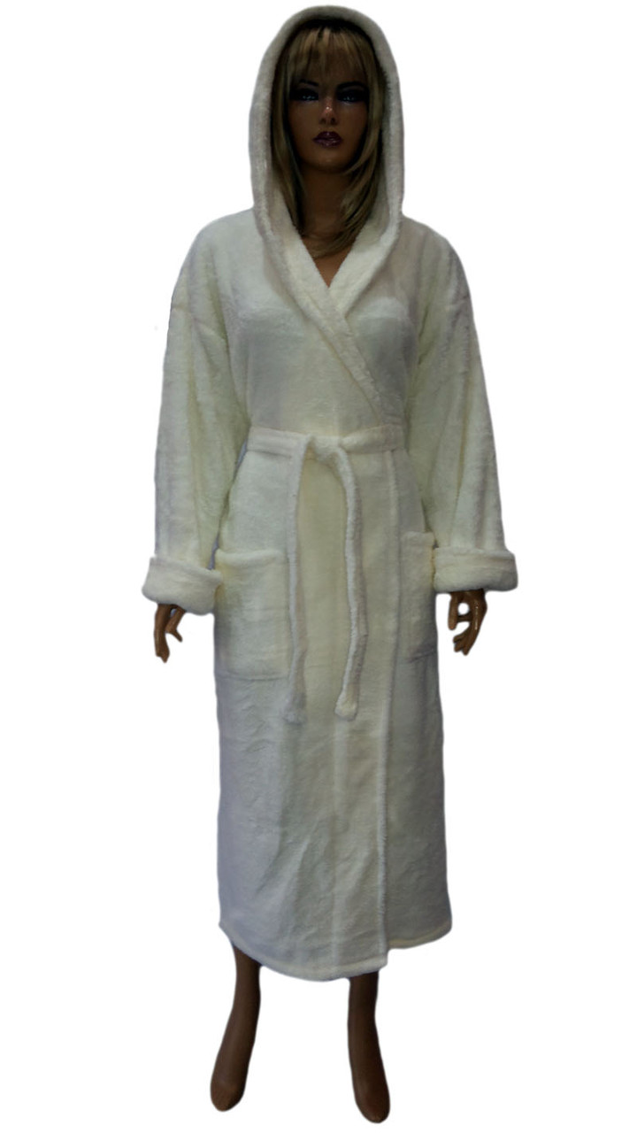 Халат женский из микрофибры (soft) Massimo Monelli