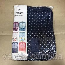 Органайзер сумка для обуви Qianyecao travel 29х21х12 см.