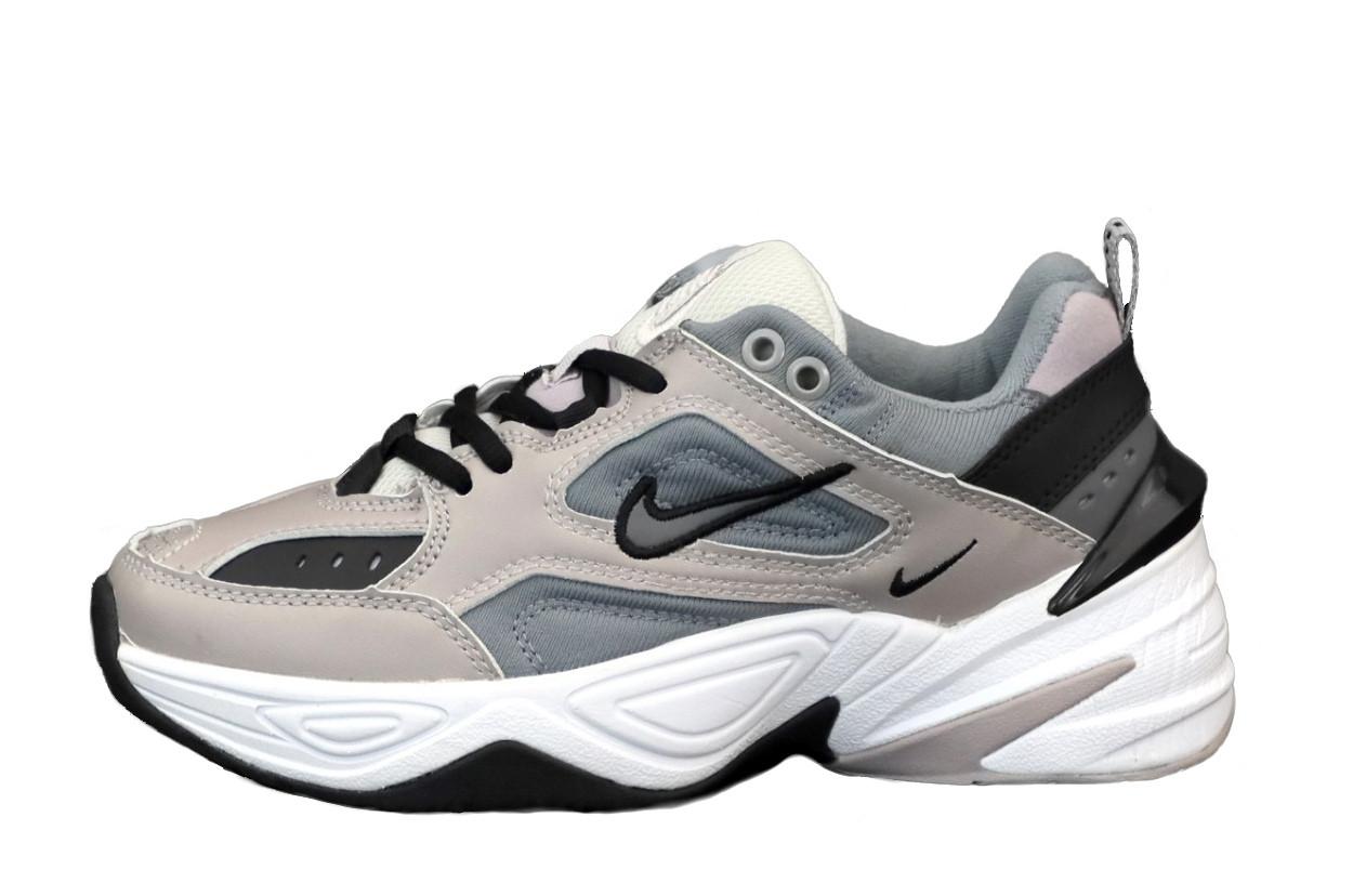 Женские кроссовки Nike M2K (серые) 12412