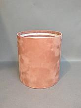 Средняя высокая б/к БАРХАТ (т.розовый/пепельная Роза)