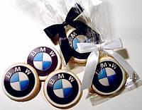 Печенье и пряники с логотипом