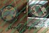 """Болт 802-469C  3/4"""" х 8"""" Great Plains SCREW HEX HEAD 802-469С, фото 3"""