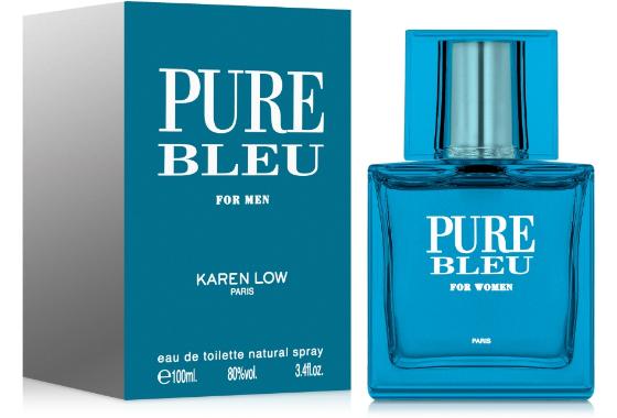 Geparlys Karen Low Pure Bleu Туалетная вода мужская, 100 мл