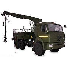 Подъемник Vipo Двина 4000.10 КАМАЗ-43118