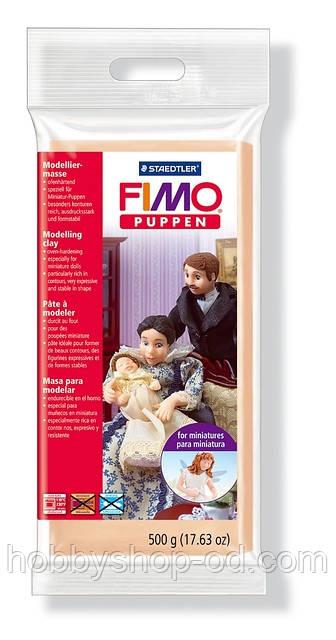 Пластику для виготовлення мініатюрних ляльок 500 г блок