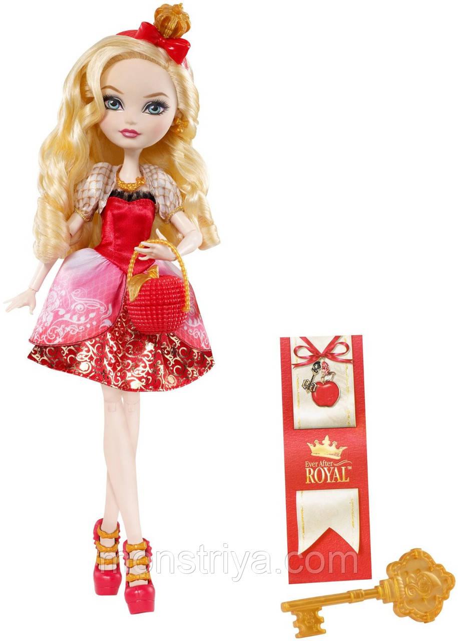 Кукла Эппл Вайт базовая Apple White