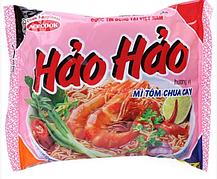 Лапша быстрого приготовления Hao Hao Вьетнам 75 г