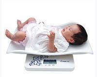 Детские весы для новорожденных Momert 6425 три режима взвешивания