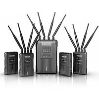Набор видеосендера Hollyland Syscom 421 1800' Wireless Video & Audio Transmission (Syscom 421 4RX+1TX)