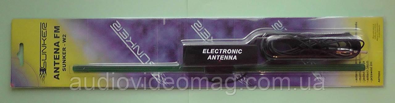 Автомобильная FM антенна для автомагнитолы