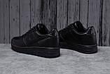 Кроссовки мужские 18062, Nike Air, черные, [ 41 42 44 45 46 ] р. 41-26,7см., фото 3