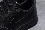 Кроссовки мужские 18062, Nike Air, черные, [ 41 42 44 45 46 ] р. 41-26,7см., фото 5