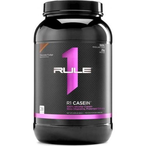 Казеїновий протеїн R1 Rule One Casein 908g ПОЛУНИЦЯ