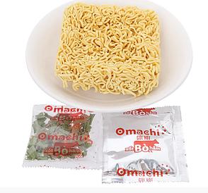 Вьетнамская лапша быстрого приготовления Omachi с говядиной, фото 2