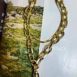 """Цепочка многослойная с большими звеньями """"Large Chain"""", 2 цвета, фото 4"""