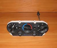 Панель управления отопителя, с кондиционером, б/у Форд Фиеста Фьюжен, фото 1