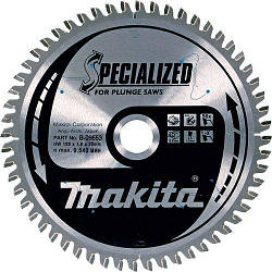 Пильные диски Makita