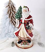 Статуетка новорічна Дід Мороз 50 см 59-579