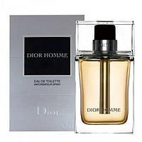 Мужские духи Christian Dior Dior Homme 100ml Мужская туалетная вода Диор Хом (Ом Парфюм Диор Хоум)
