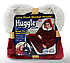 Плед толстовка Huggle с капюшоном Ultra Plush Blanket Hoodie, фото 10