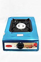 Настольная газовая плита таганок Wimpex WX 1101 на 1 конфорку
