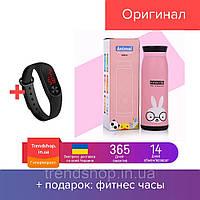 Термос детский Мультяшки 500мл CH-3 розовый